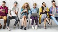 Diversity Friends Connection Global Communication Concept